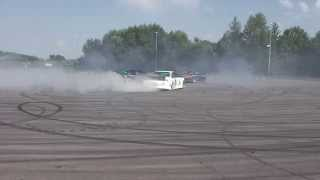 Gymkhana Drift Training der Scuderia Sapony eV vom 08 06 14