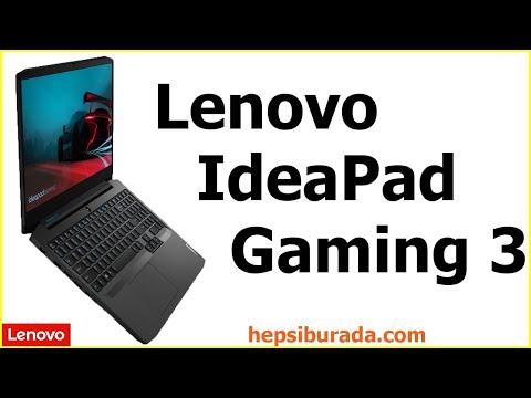 Lenovo İdeaPad Gaming 3 Laptop Kutu Açılışı | 82EY00CGTX