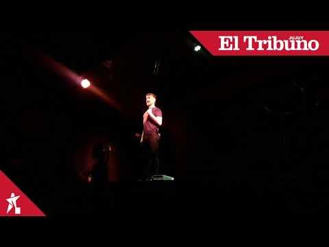 """Exitosa presentación de """"El territorio del poder"""" en Jujuy"""