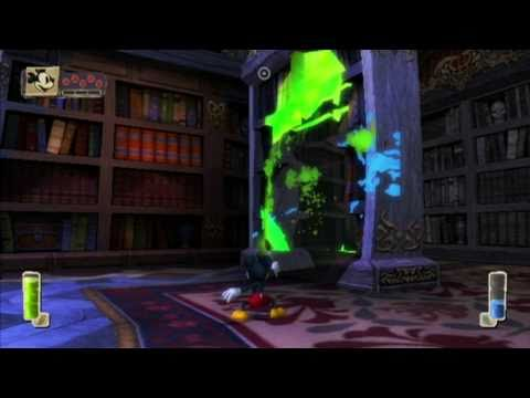 Disney Epic Mickey -- Behind the Scenes Video: The Anatomy of the Animation