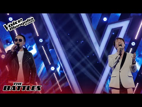"Bat-Erdene.O VS Munkhbayar.G | ""Bi Gertee"" 
