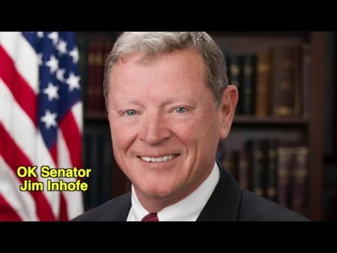 SHARK Exposes Corrupt US Senator Jim Inhofe