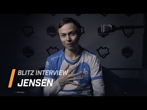 Jensen talks becoming an all-star player after his ban and gives advice on handling soloq toxicity