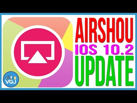 Airshou IOS 10.2 Update - Still Working? How To Record Your IPhone Or IPad Screen