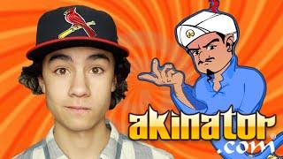 Does Akinator Know ME? (Akinator Gameplay)