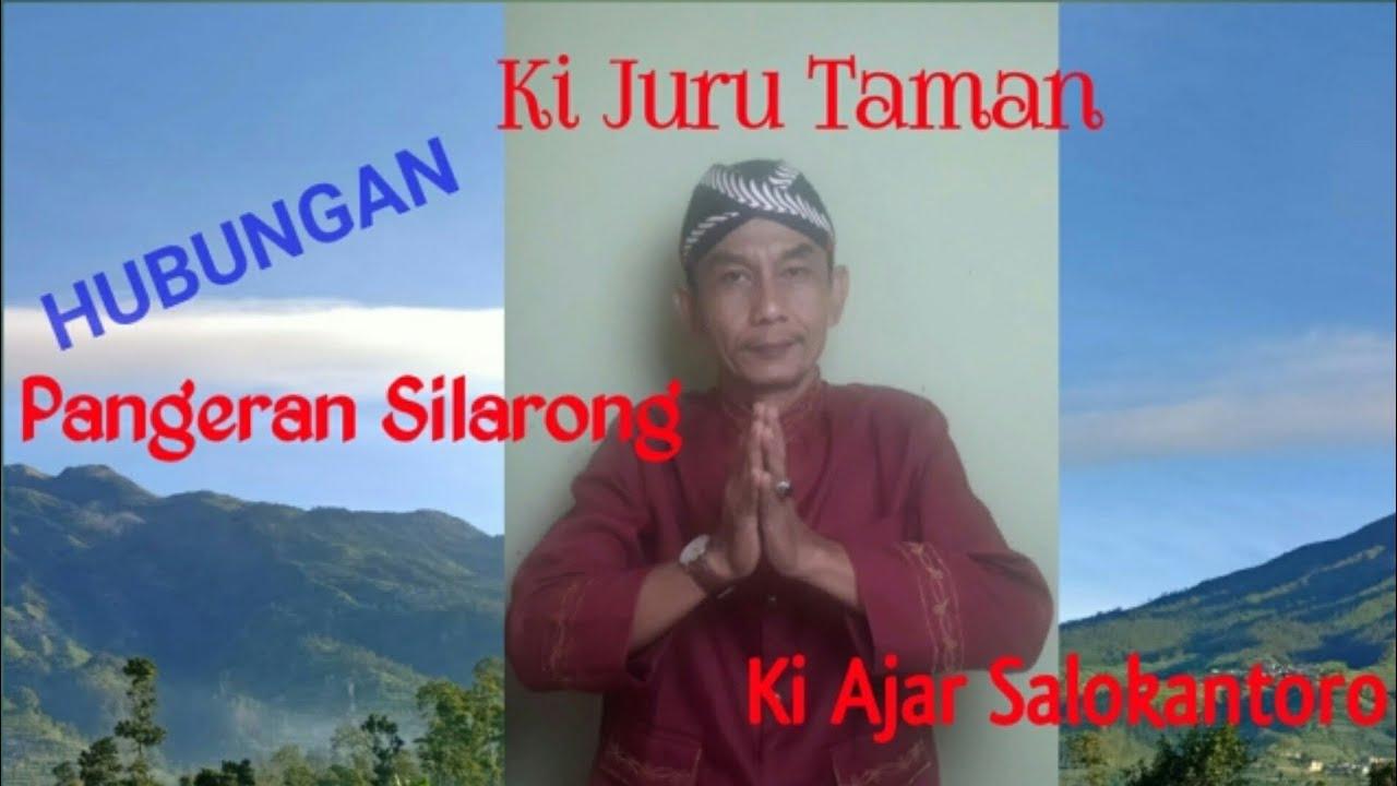 Kisah Ki Juru Taman dan Tewasnya Pangeran Silarong | Misteri Penjaga Geger Boyo Gunung Merapi