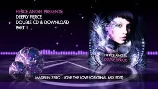 Fierce Angel Presents Deeply Fierce - Preview Mix Part 1