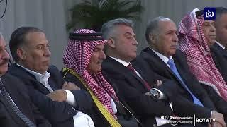 الملك يلتقي عشائر عباد (6/1/2020)