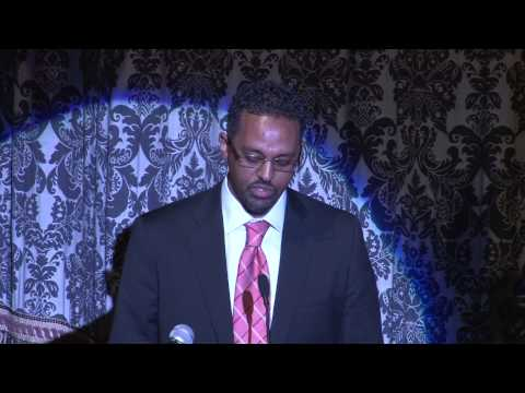 Biniam Gebre KeyNote at Strengthening Cities Summit - Schenectady New York