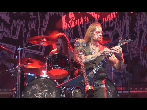 Belphegor - Impaled Upon The Tongue Of Sathan - Live Motocultor 2014