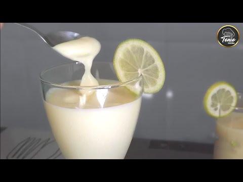 Mousse de Limón estilo Profesional 🍋 | Delicioso y refrescante postre lleno de sabor