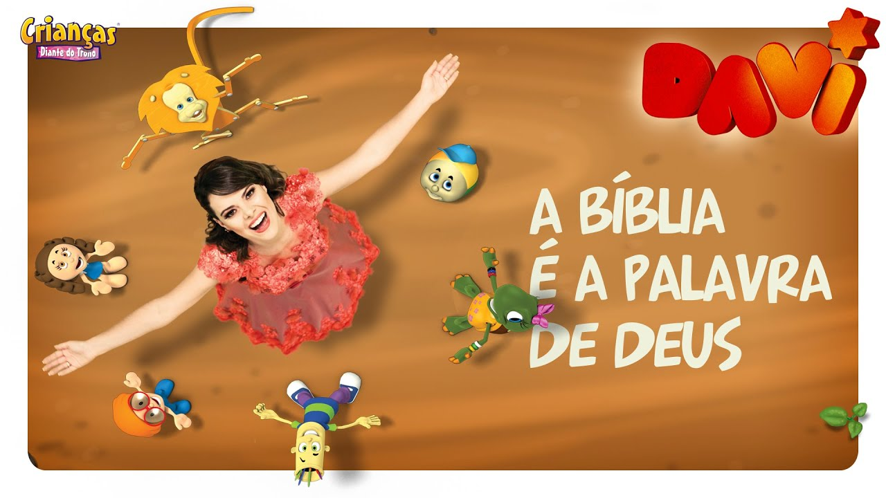 A Bíblia é a Palavra de Deus - Crianças Diante do Trono
