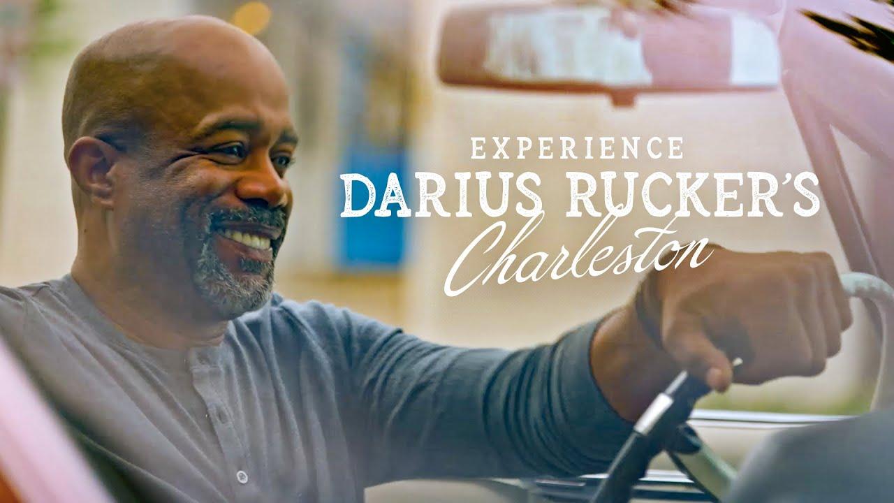 Darius Rucker's Hometown Charleston Tour