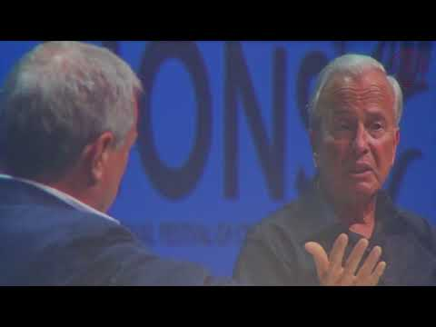 Martin Sorrell and Ken Auletta: Why did you leave WPP? - Cannes Lions 2018