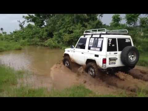 Toyota Land cruiser 94 ( el abusador )