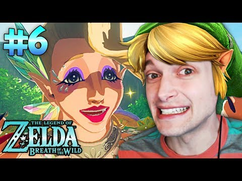 MEETING OUR DRAG MOTHER - The Legend of Zelda: Breath of the Wild - PART 6