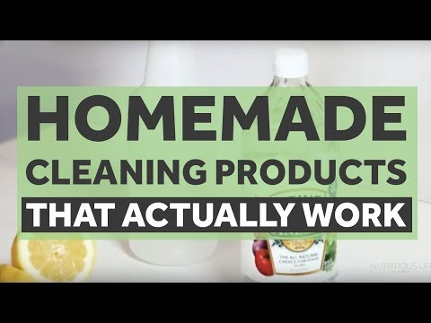 Homemade Cleaning Products | Keri Glassman