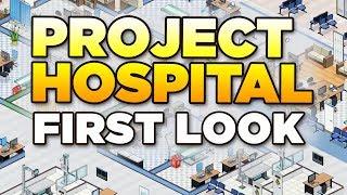 PROJECT HOSPITAL - Theme Hospital 2018? | Headsup