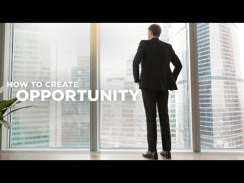 How to Find Your Opportunity-Young Hustlers
