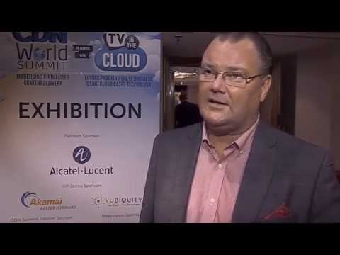 Thomas Guss, Watson, at the CDN World Summit
