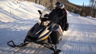 Moteur Rotax 4-TEC de Ski-Doo