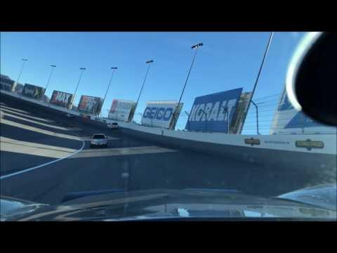 '79 Corvette @ Las Vegas Motor Speedway Laps for Charity 2017