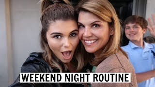 VLOG 8 l Weekend Night Routine l Olivia Jade