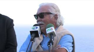 50 Aniversario del amerizaje del DC3 en la Costa del El Sauzal