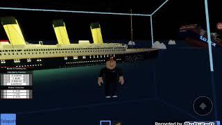 L'affondamento Se il rublox Titanic