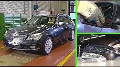 Mercedes-Benz C-Klasse | Außenspiegel ausbauen (W204)