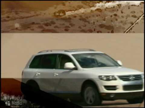 New 2009 Volkswagen Touareg Video at Baltimore VW Dealer