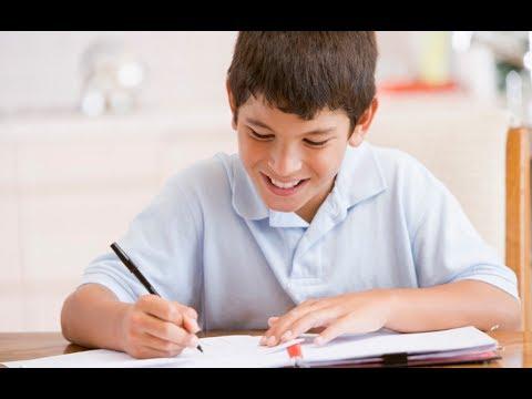 Motivating kids to do homework