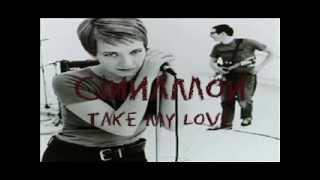 Take My Love - Cinnamon