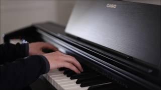 Ludovico Einaudi - Nuvole Bianche - Piano - Casio Privia PX-870