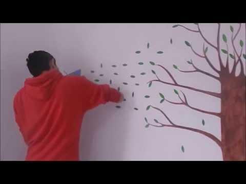 DIY :: Fazendo Arte na Parede