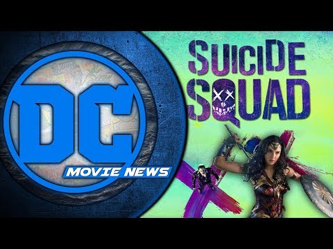 Suicide Squad 2's Director, Wonder Woman Beats Deadpool  and More - DC Movie News