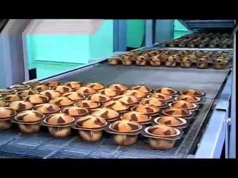 Производство кексов