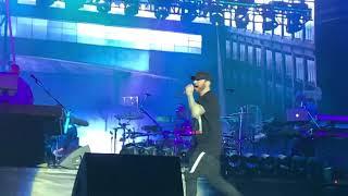 Eminem - Just don't give a fuck (Live at Sydney, Australia, 02/22/2019, Rapture 2019)