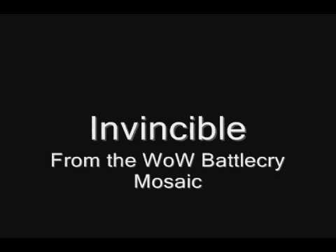 World of Warcraft song- Invincible (w/ download)