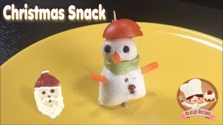 CHRISTMAS KIDS RECIPES: Many ideas for Christmas Lunch, Dinner, Snacks for baby
