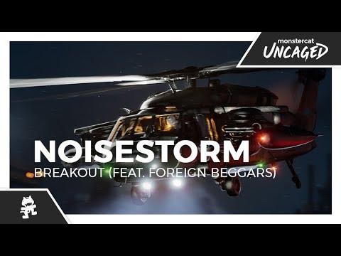 Noisestorm  Breakout feat Foreign Beggars Monstercat  Music
