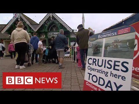 Boost for UK tourism as British holidaymakers stay close to home – BBC News