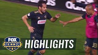 Philadelphia Union vs. Real Salt Lake | MLS Highlights | FOX SOCCER