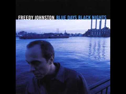 Freedy Johnston Live - Somewhere Over the Rainbow