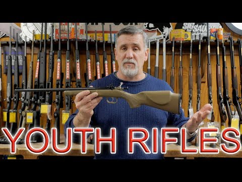Options For Purchasing Youth Training Rifles