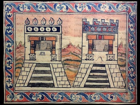 Unearthing the Aztec past, the destruction of the Templo Mayor