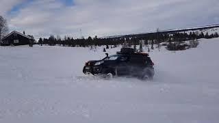 Toyota Land Cruiser LC150 Arctic Trucks AT37 @ AT Vintertreff 2019