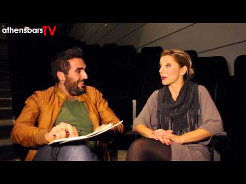 Η Ματίνα Νικολάου αποκαλύπτει #2 :''Η δουλειά μου φτιάχνει το κέφι''