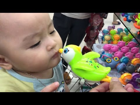 Baby cute Play Shopping Grocery Supermarket with toys and songs for kids