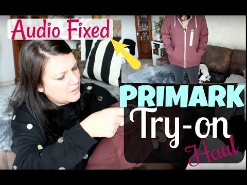 Primark Try on Haul - Le Idee di Berta - Audio fix
